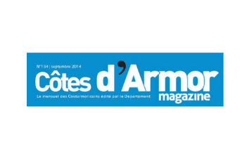 article Cotes d'armor Magazine